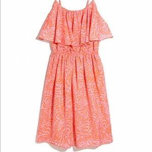 Lilly Pulitzer Giraffey Target Dress Medium